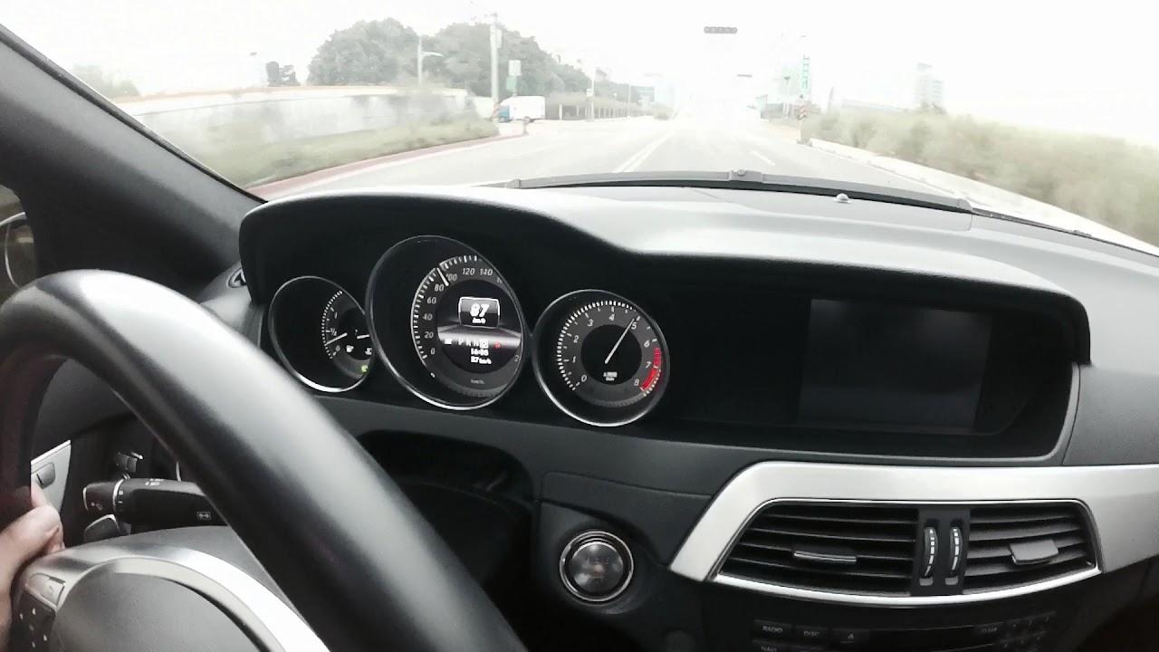 M Benz W204 C250 CGI 1 8L / #PSAECU Stage 1