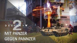 Destiny 2 PVP mit Panzer !!! Gegen Pannzer !!! | Deutsch | HD