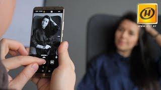 Как сделать красивый черно-белый портрет на смартфон?| Insta Утро