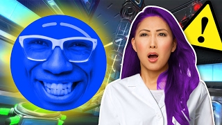 BLUE BALL SCIENCE! (Reality Shift)