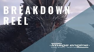 Game of Thrones - Season 8 | Breakdown Reel | Image Engine VFX
