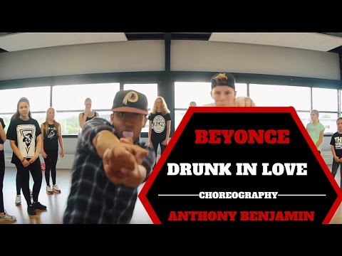 Beyonce - Drunk In Love Jersey Club Remix | Anthony Benjamin Choreography