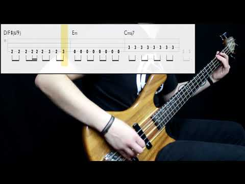 The Cranberries - Zombie (Bass Cover) (Play Along Tabs In Video)
