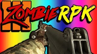 NEW!! BO3 Zombies RPK Game Play - Live Stream