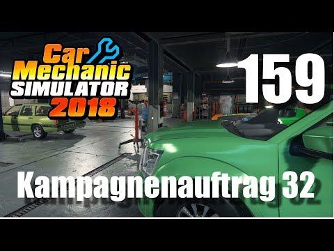 Auto Werkstatt Simulator 2018 ► CAR MECHANIC SIMULATOR Gameplay #159 [Deutsch|German]