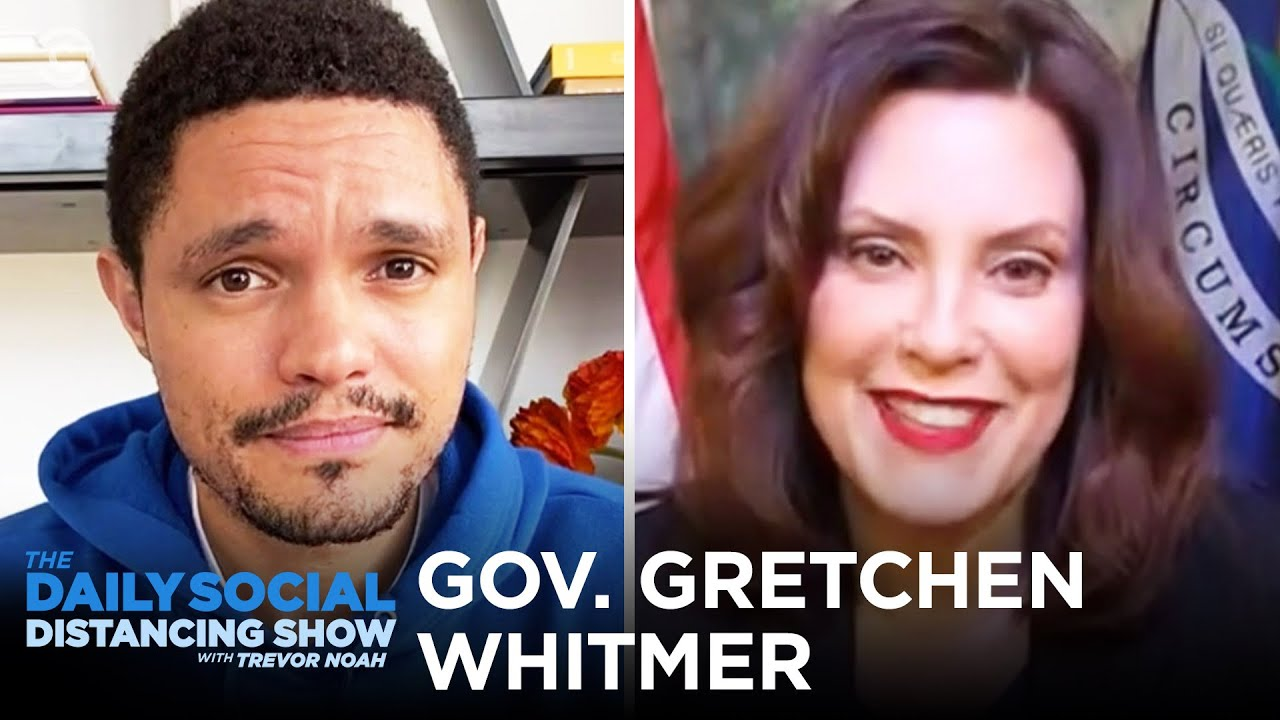 Gretchen Whitmer: What do we know about Michigan's governor?