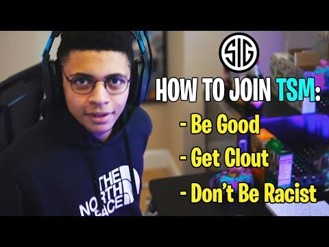 Myth Explains & Gives Steps On How To Join TSM!! (NEW)