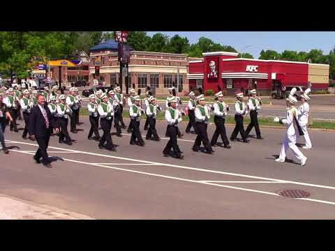 DC Everest High School Marching Evergreens