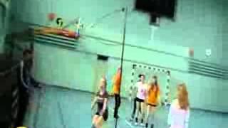 Волейбольный тренажер