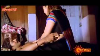 Repeat youtube video Sangeetha Hot navel pinch