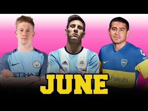 Which Player Do You Share A Birthday With? [[ JUNE ]]