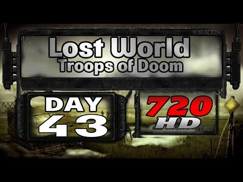 Lost World Troops of Doom - Day 43 [Х-18]