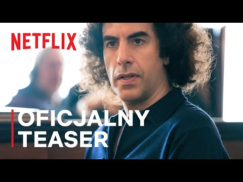 """""""Proces Siódemki z Chicago"""": Oficjalny teaser (Netflix)"""