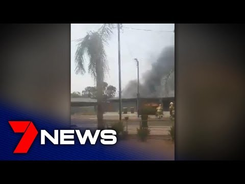 Three-year-old Girl Badly Burnt In Port Augusta House Fire | South Australia | 7NEWS