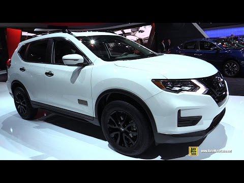 2017 Nissan Rogue One Star Wars Limited Edition - Exterior Interior Walkaround - 2016 LA Auto Show