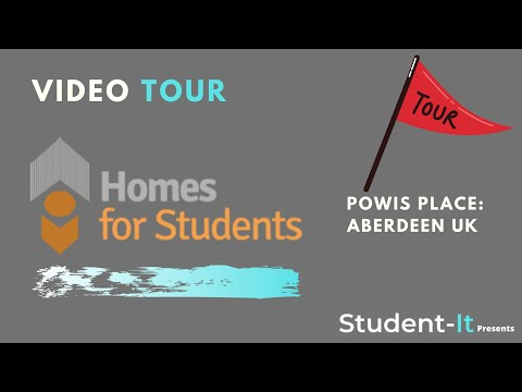 Powis Place On Site Gym - Student Accommodation in Aberdeen