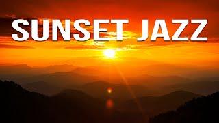 Relax Music - Sunset Jazz Music - Quiet Background Bossa Nova Jazz for Chill - Latin quiet