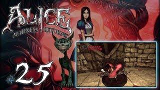 """ALICE MADNESS RETURNS #25 - Rozdział IV [4/5] - """"Wspomnienia pożaru"""" (18+)"""