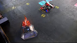 Complete Control vs. Ghost Raptor - BattleBots