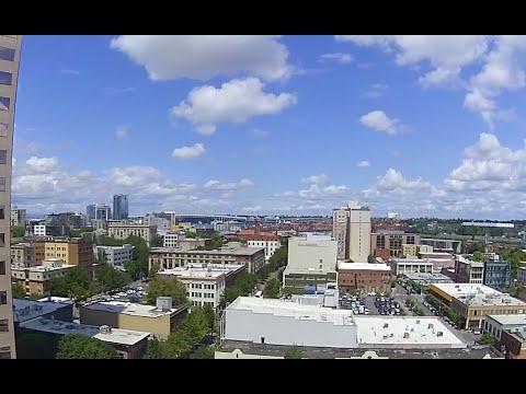 Views Over Portland.