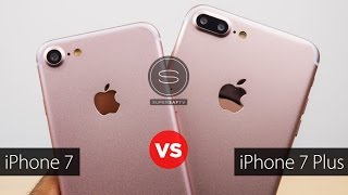 iPhone 7 vs 7 Plus - Everything you need to know!