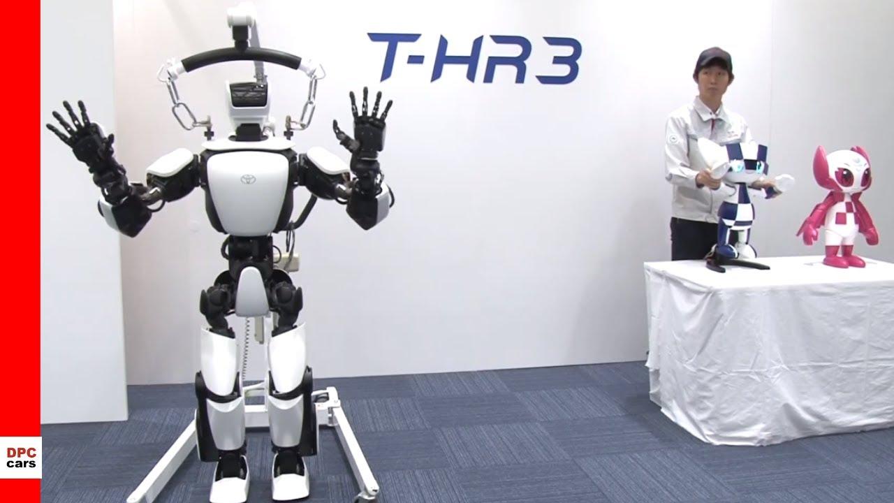 2020 Toyota Robots