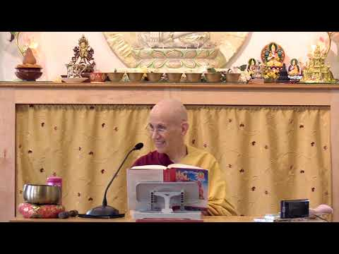 29 Samsara, Nirvana, and Buddha Nature: The Order in Which Afflictions Arise 07-23-21