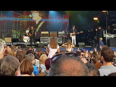 Razorlight  In The Morning  @ Party At The Palace 2017