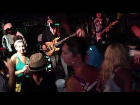 Biscuit Miller & The Mix- Hogs Breath, Key West, 8/26/13-Here Kitty Kitty Kitty