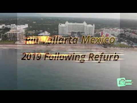 Hotel Riu Vallarta, Mexico 2019 Following The Refurbishment.