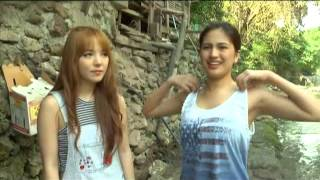 Kaning-baboy showdown with Julie Anne San Jose and Dasuri Choi | Day Off