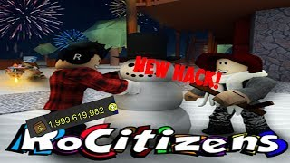 (QTX TRIAL OVER) ROBLOX Rocitizens-Infinite Money Hack (January 2018) PROOF!