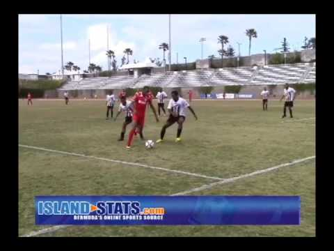 Bermuda Football FA Challenge Cup Final