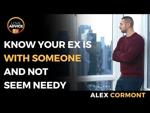 will dating someone else help me get over my ex