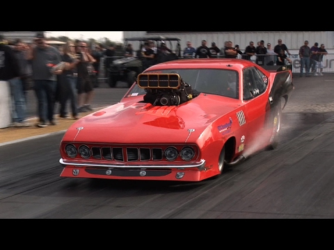PRO MODIFIED DRAG