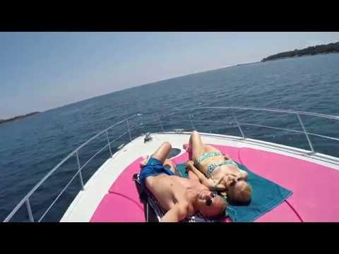 Côte d'Azur Sports & lifestyle around Cannes with Andi Siebenhofer & Barbara Reiter