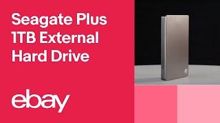 Seagate Backup Plus 1TB  External Hard Drive - STDR1000300   eBay Top Products