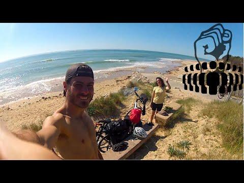 Voyage à Vélo 1400 Kms Ouest France #BIKE TRIP