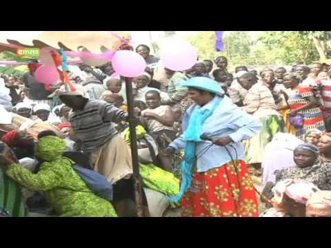 Mazishi Ya Ajabu Yaandaliwa Emuhaya, Kakamega