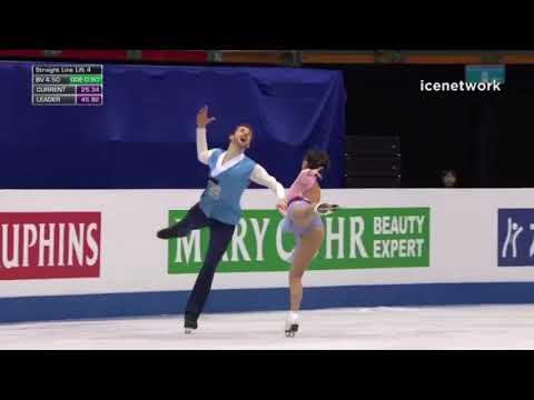 07 KOR Yura MIN & Alexander GAMELIN - 2018 Four Continents - Dance FD