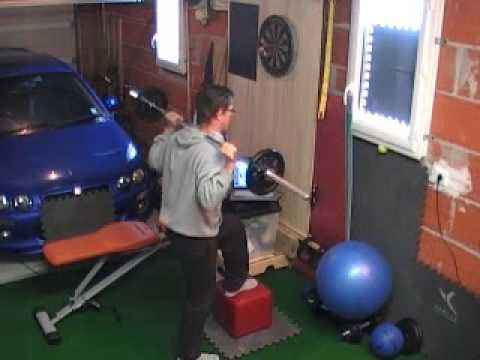Garage Golf Workouts 1