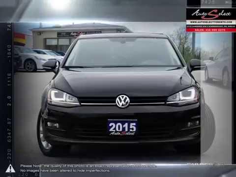 2015 Volkswagen Golf | Auto Select Toronto | 3VW217AU7FM087088 V1GLF73