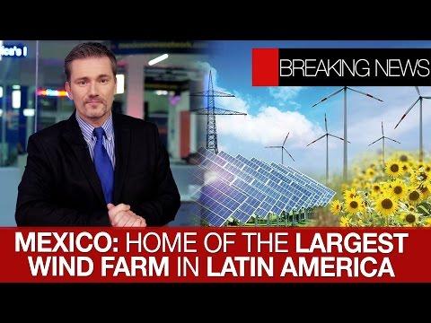 Mexico keen to start NAFTA talks | Mitsubishi group is wind farm investor | GE backs NAFTA