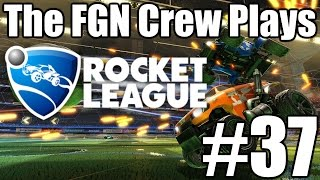 Repeat youtube video The FGN Crew Plays: Rocket League #37 - The Leap of Faith (PC)