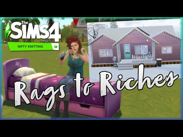FINALE -WE FINALLY DID IT // Ep. 24 // Rags to Riches Challenge // Nifty Knitting