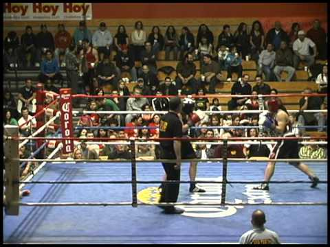 Chicago Golden Gloves 3-18-11: Nicole Steinmetz vs. Christina Mastrangelo