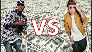 Who's Richer Chris Brown Or Justin Bieber ?