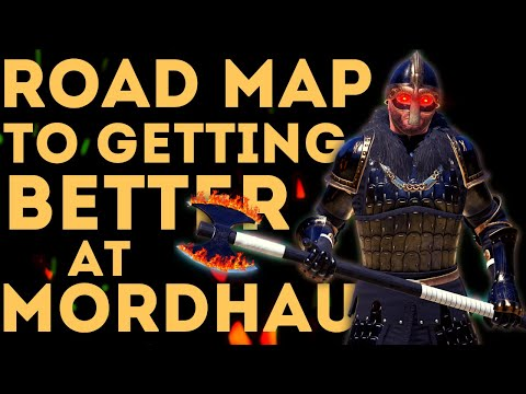 How To Get Better at MORDHAU (guide)