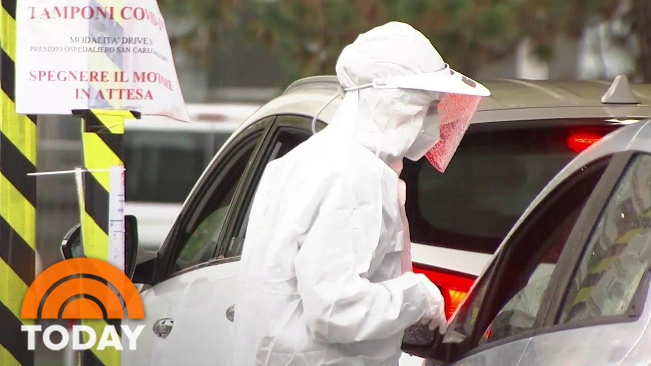 California Imposes Overnight Curfew To Stem Coronavirus