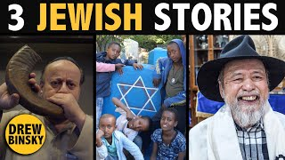 3 JEWISH STORIES (Ethiopia, Afghanistan, Philippines)